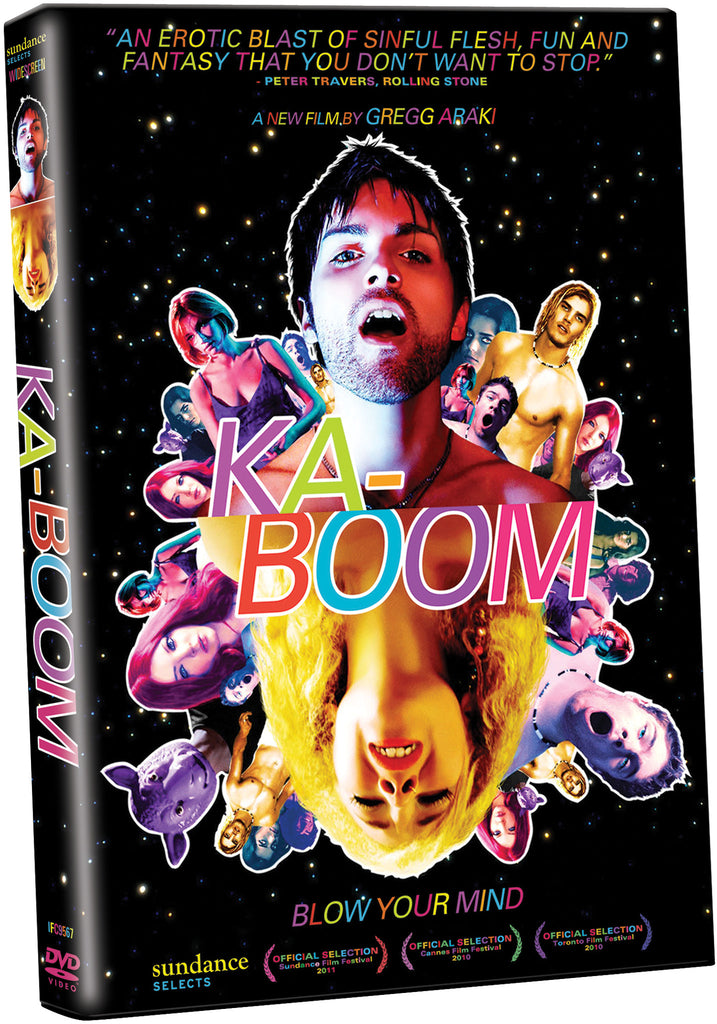 Kaboom - Box Art