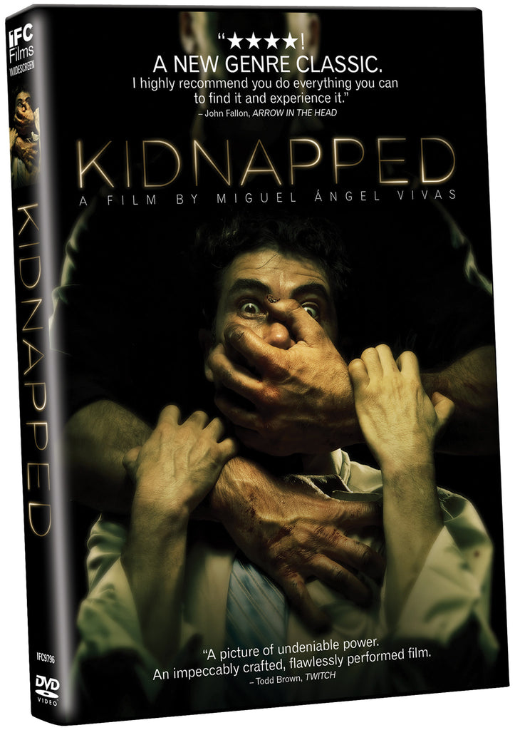 Kidnapped - Box Art