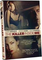 Killer Inside Me, The - Box Art