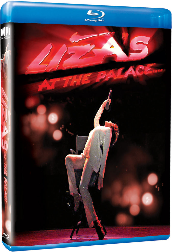 Liza's At The Palace - Box Art