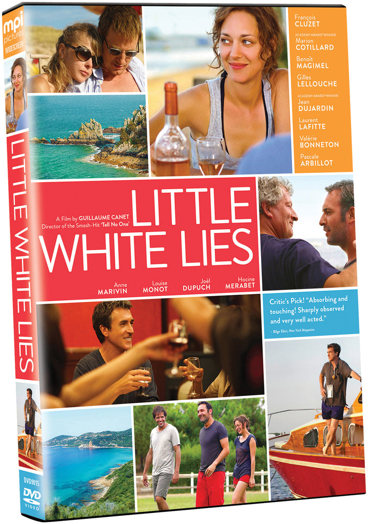 Little White Lies - Box Art