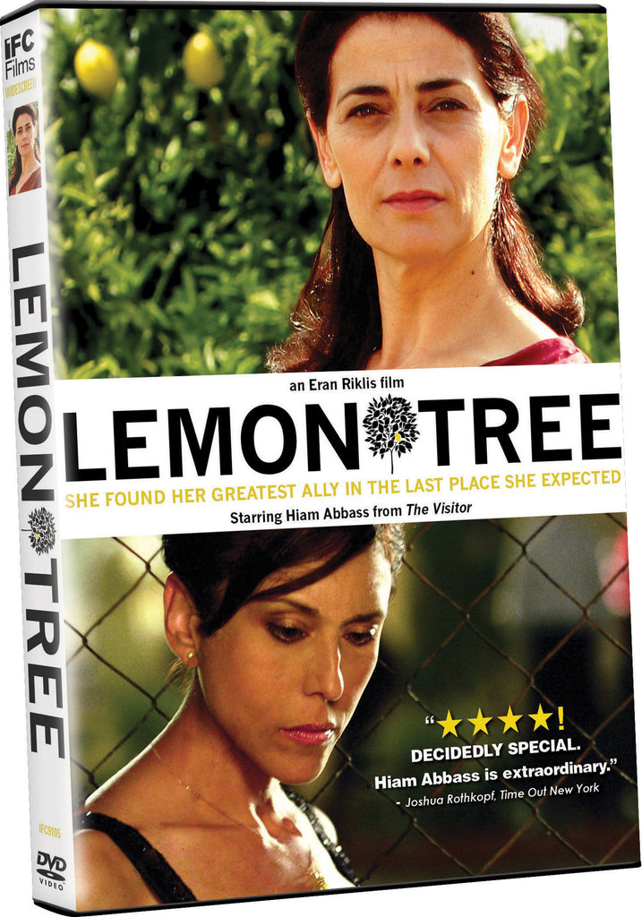 Lemon Tree - Box Art