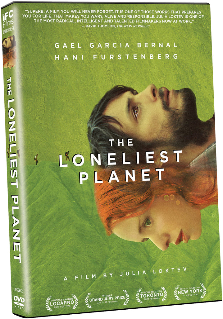 Loneliest Planet, The - Box Art