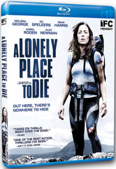 A Lonely Place to Die Blu-ray - Box Art