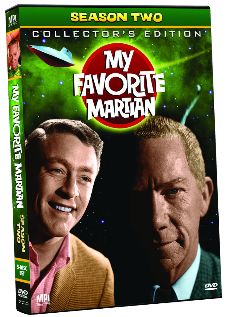 My Favorite Martian: Season 2