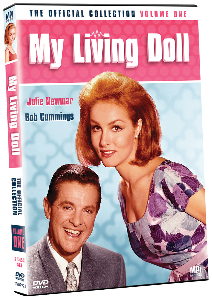 My Living Doll: The Official Collection Volume One - Box Art