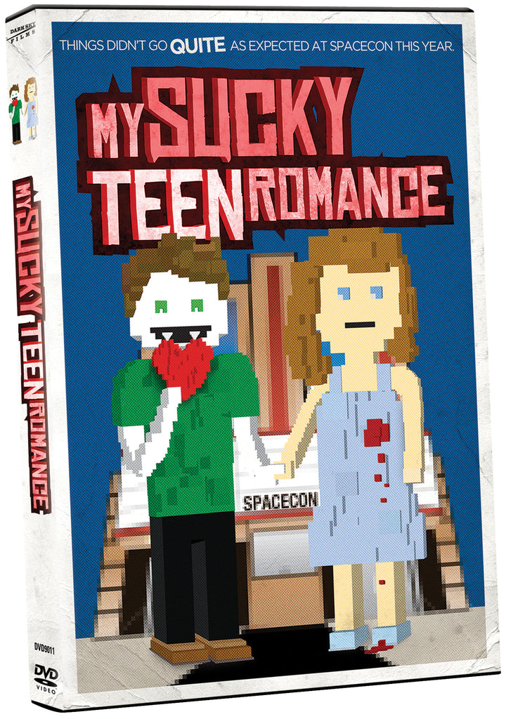 My Sucky Teen Romance - Box Art
