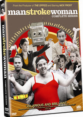 Man Stroke Woman: The Complete Series - Box Art