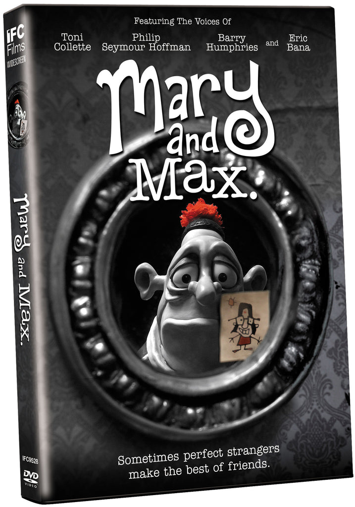 Mary And Max Mpi Home Video