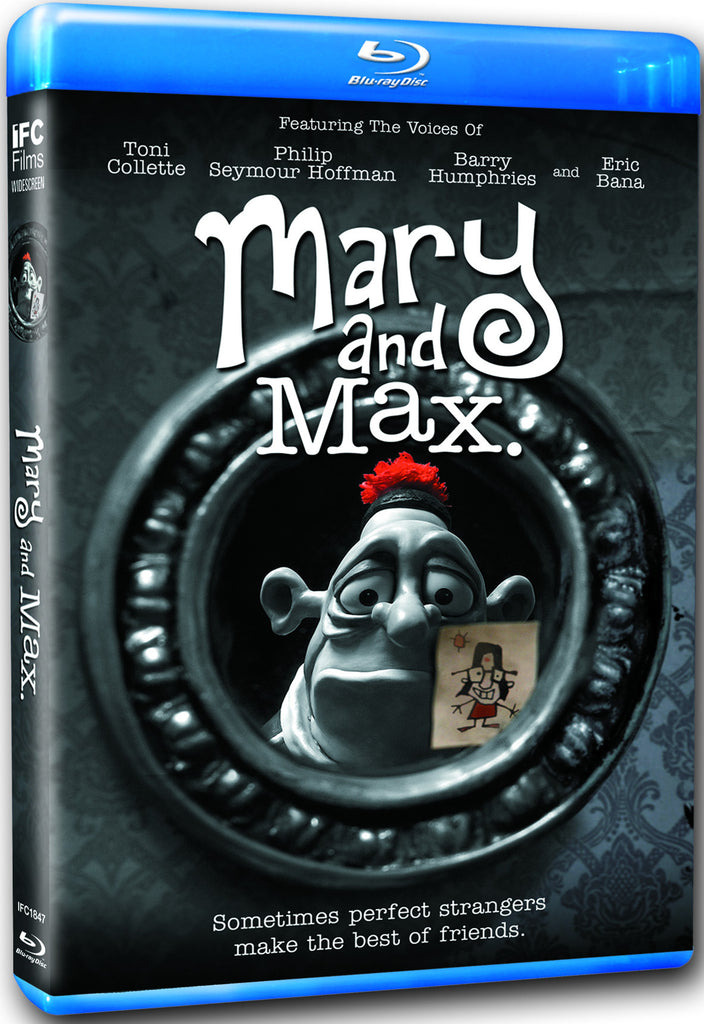 Mary and Max - Box Art
