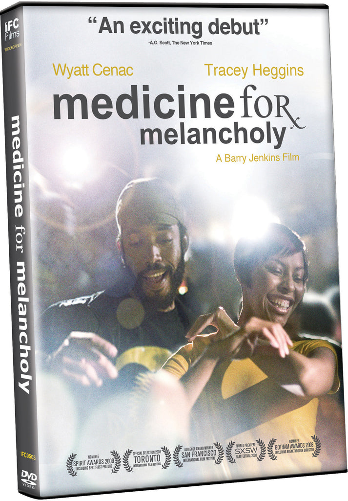 Medicine For Melancholy - Box Art