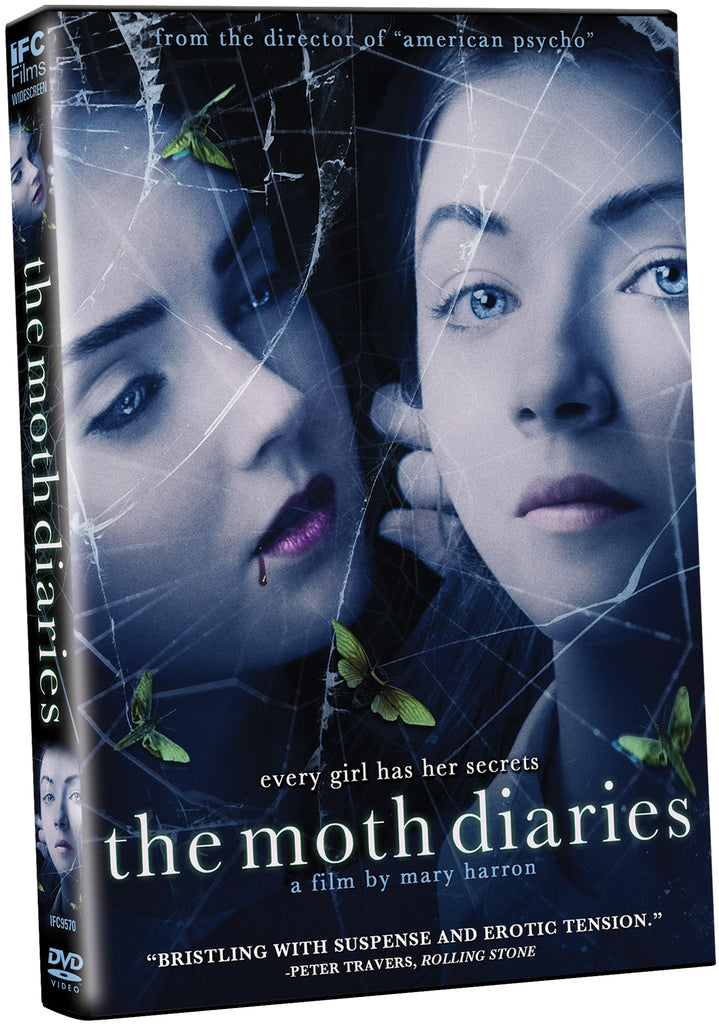 Moth Diaries The Mpi Home Video