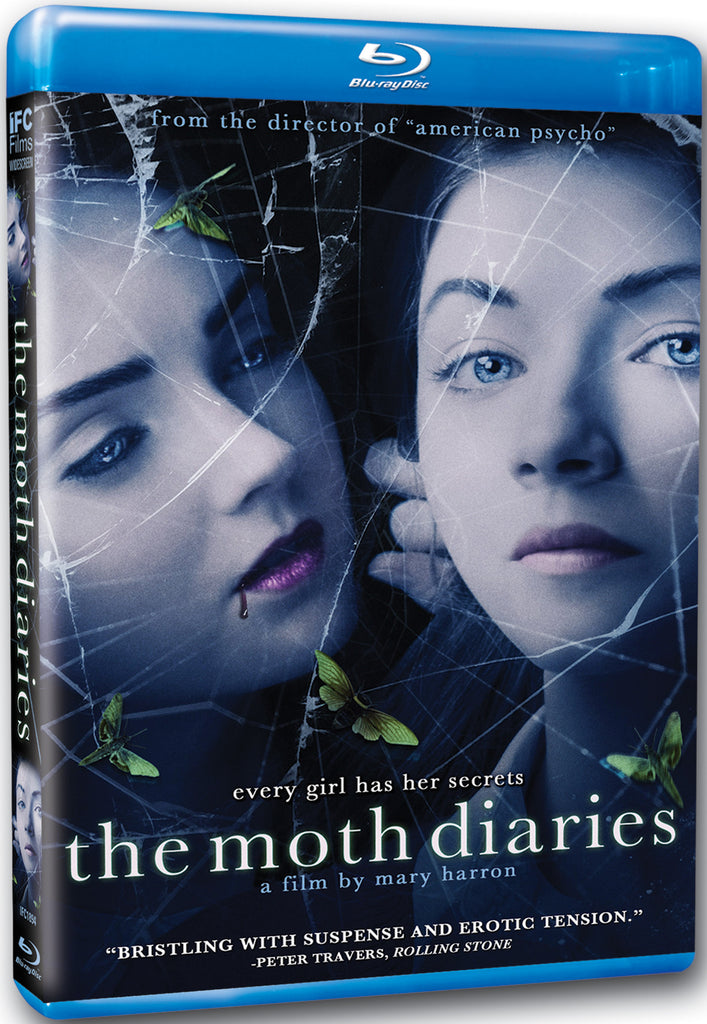 Moth Diaries, The - Box Art