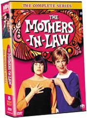 Mothers-In-Law: Complete Series, The - Box Art