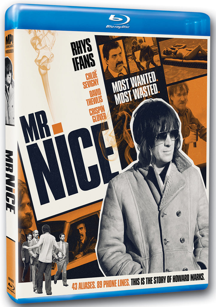 Mr. Nice - Box Art