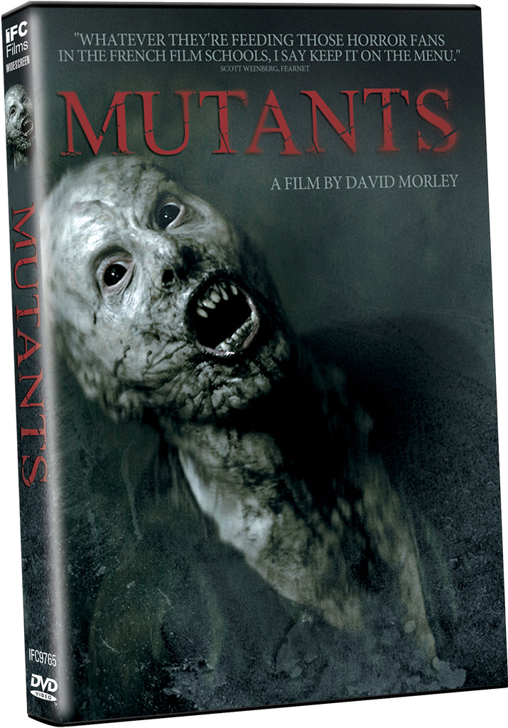 Mutants - Box Art