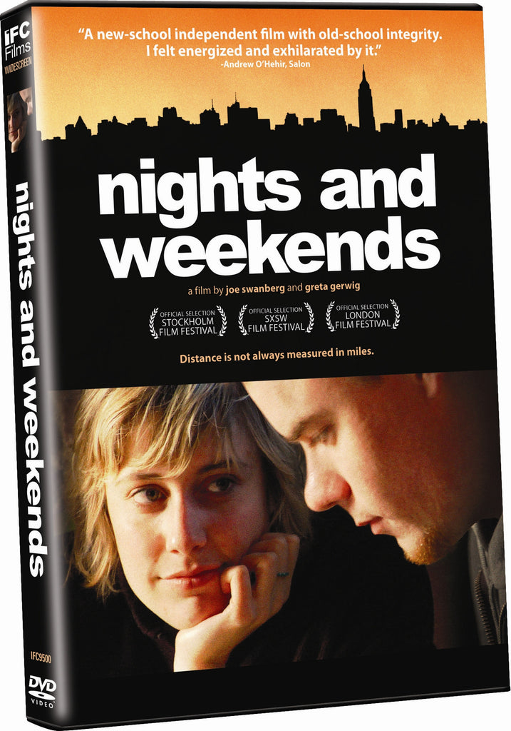 Nights and Weekends - Box Art
