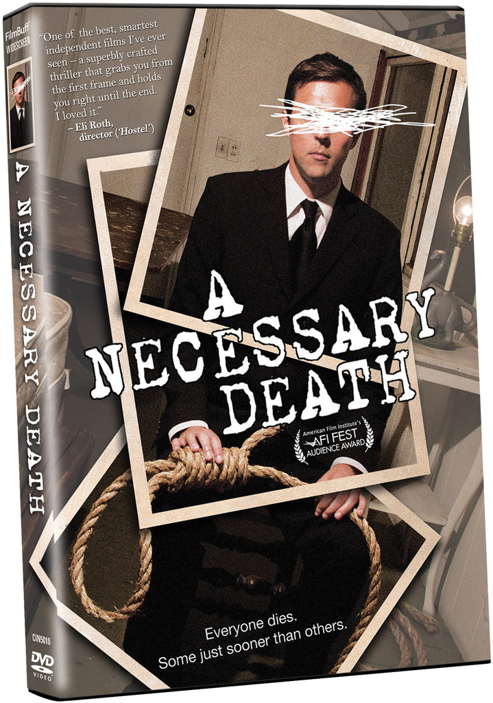 Necessary Death, A - Box Art