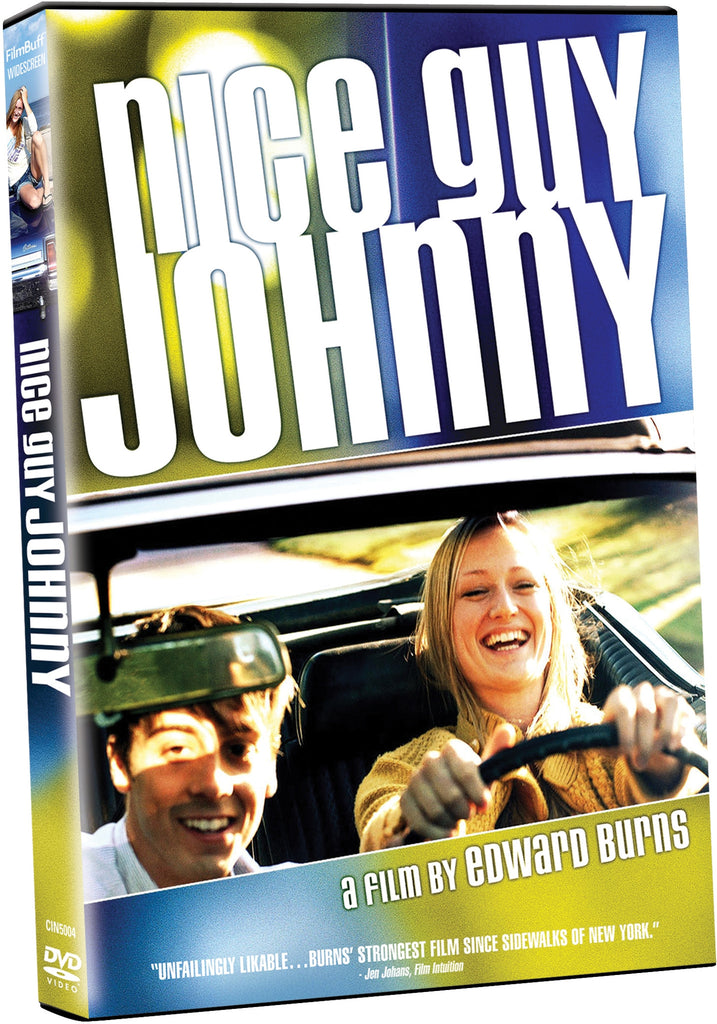 Nice Guy Johnny - Box Art