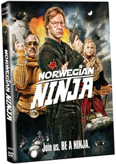 Norwegian Ninja - Box Art