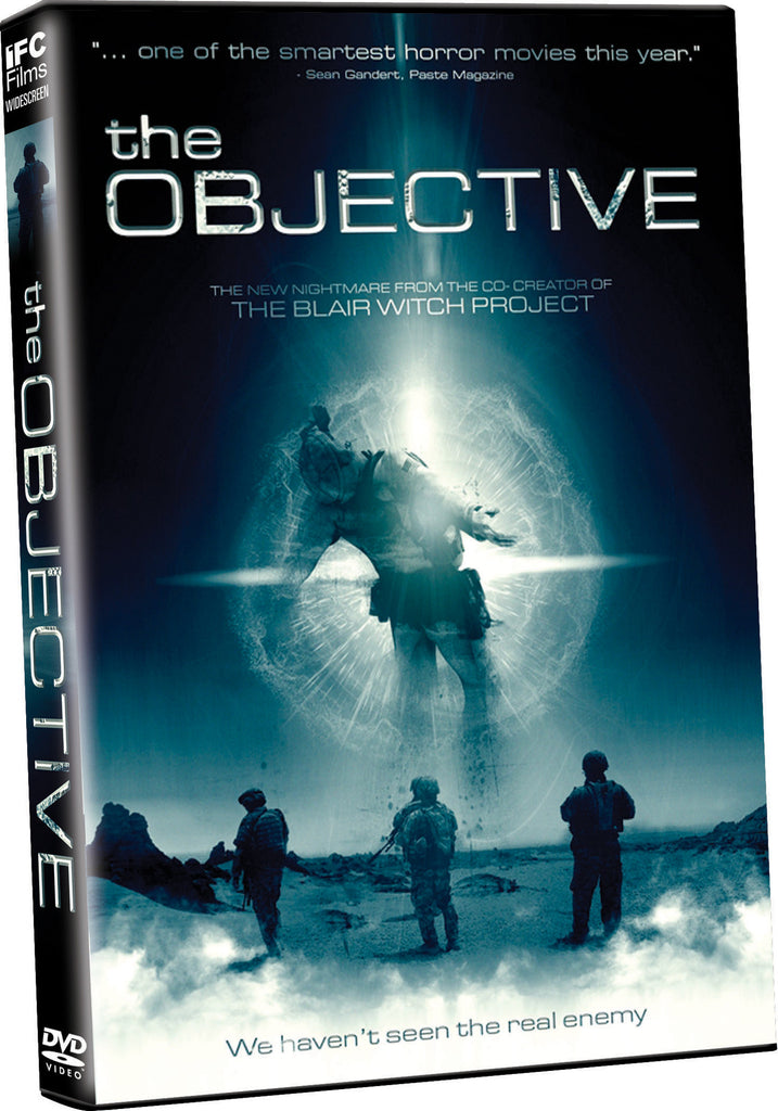 Objective, The - Box Art
