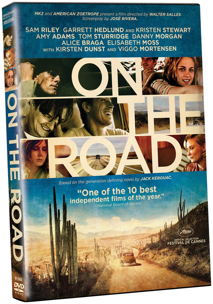 On the Road - Box Art