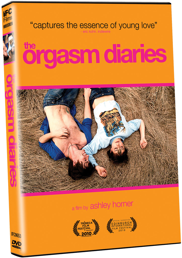 Orgasm Diaries, The - Box Art