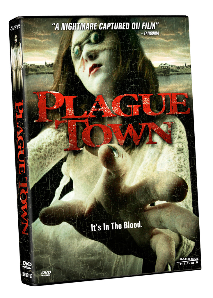 Plague Town - Box Art
