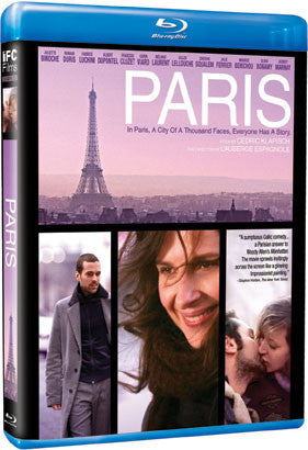 Paris - Box Art