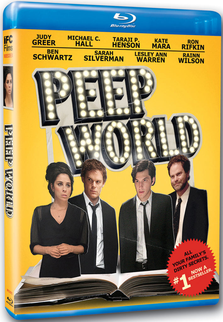 Peep World - Box Art