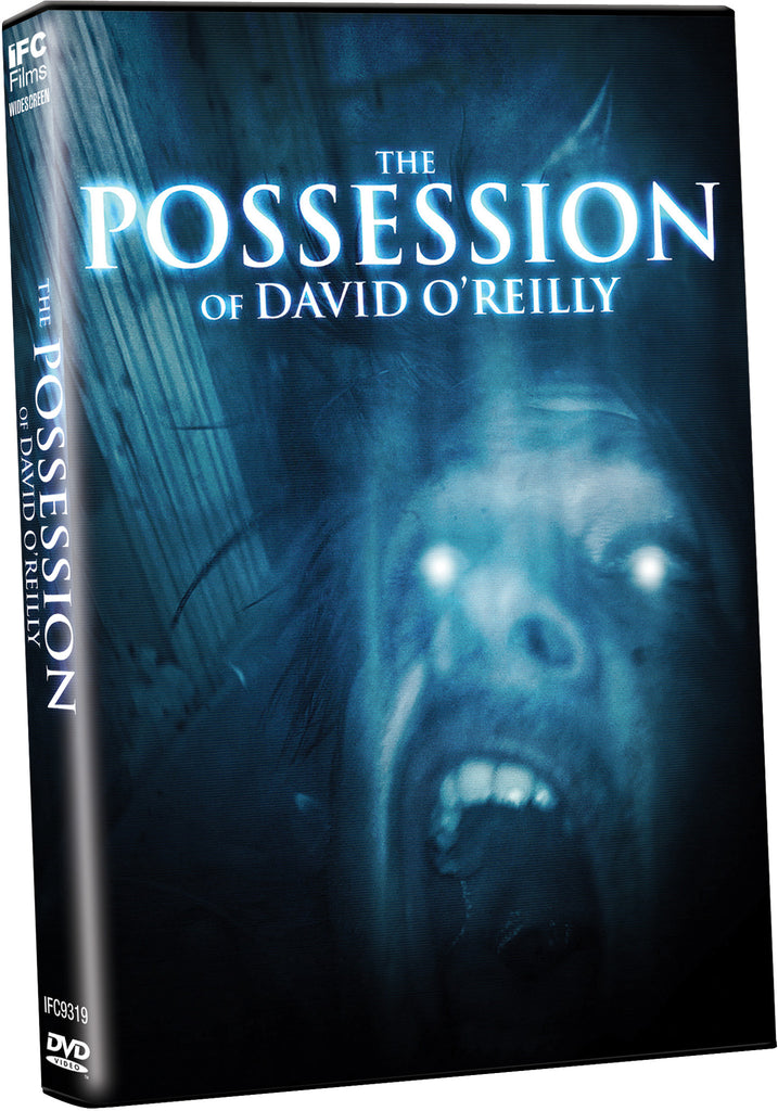 Possession of David O'Reilly, The - Box Art