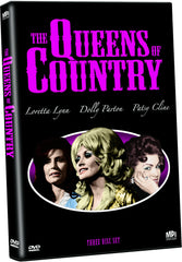Queens of Country: 3 Disc Set, The - Box Art