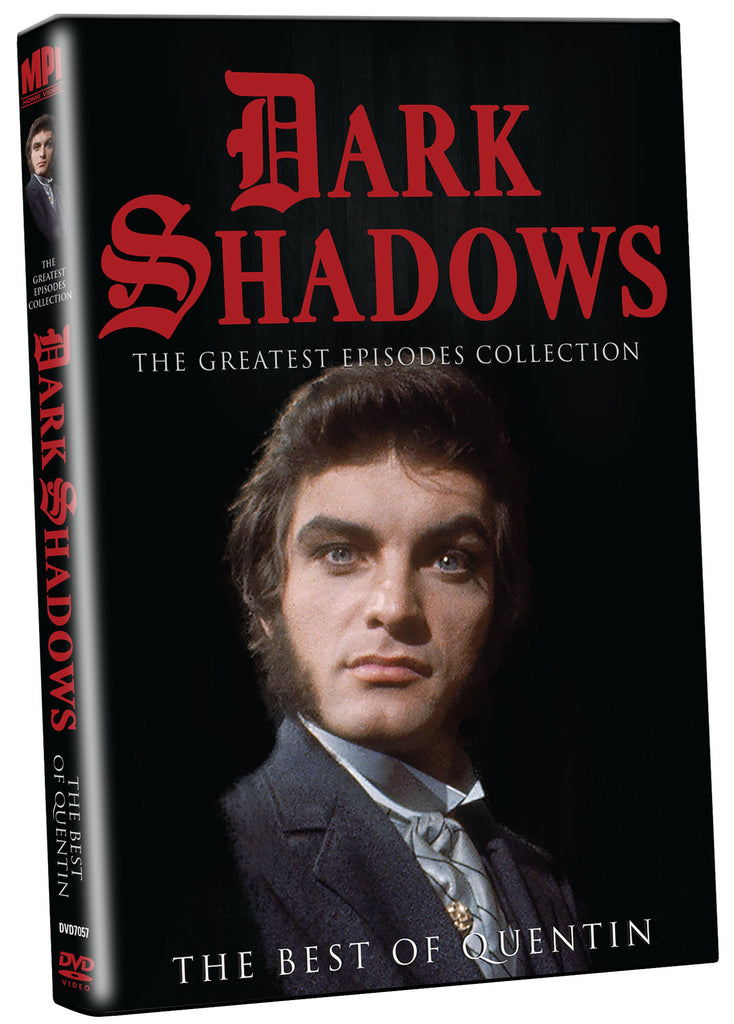 Dark Shadows: The Best of Quentin