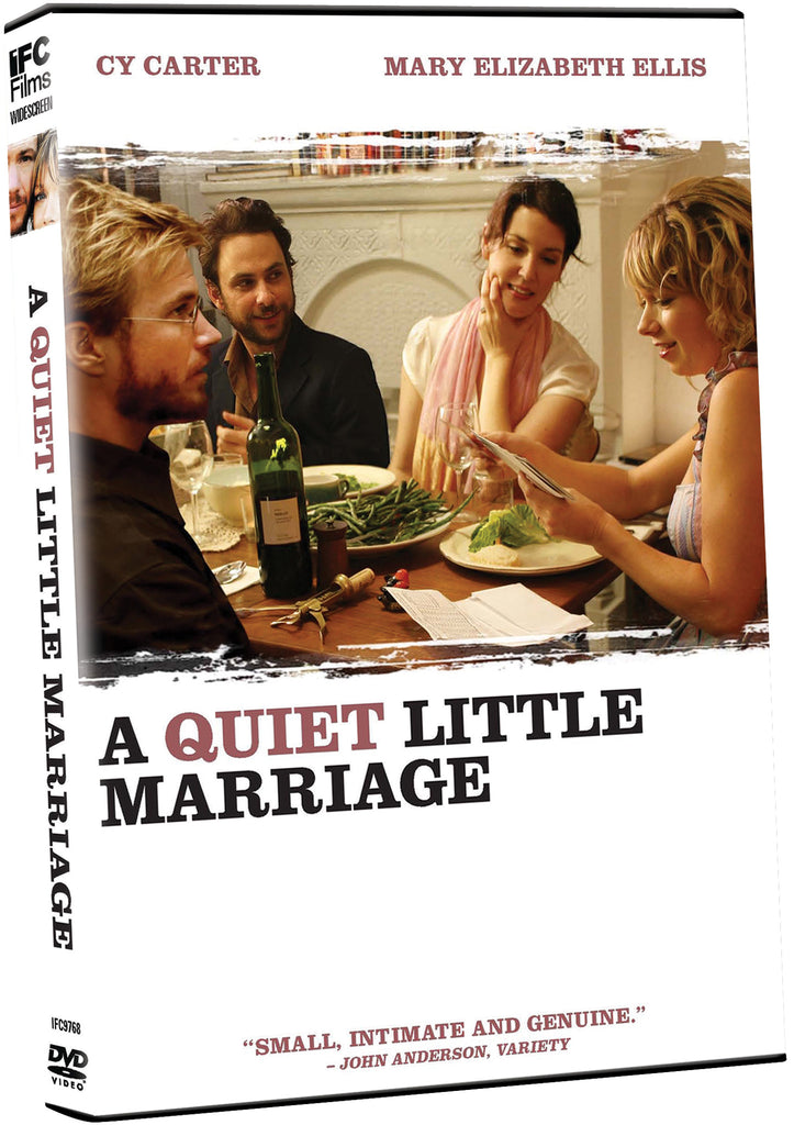 A Quiet Little Marriage - Box Art