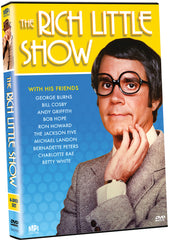 Rich Little Show: Complete Series, The - Box Art