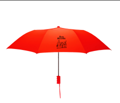 New! Dark Shadows Umbrella - Red
