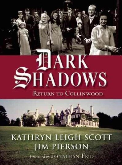 Dark Shadows: Return to Collinwood Book
