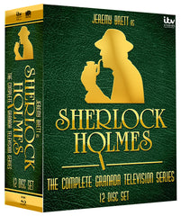 Sherlock Holmes: The Complete Series Blu-ray