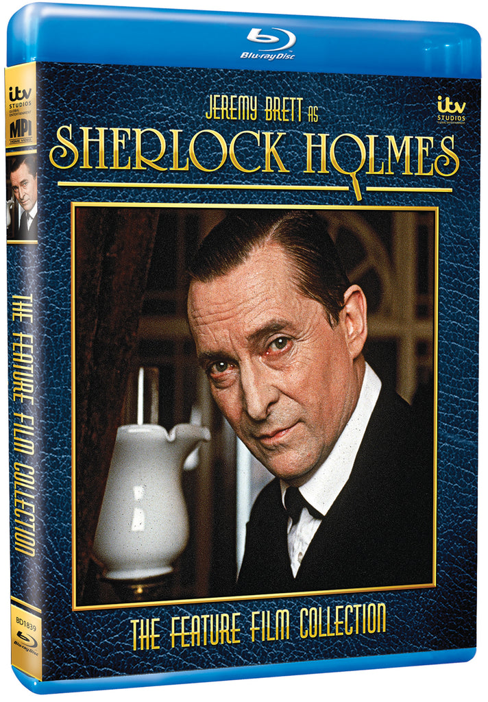 Sherlock Holmes Feature Film Collection, The