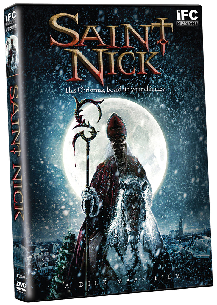 Saint Nick - Box Art