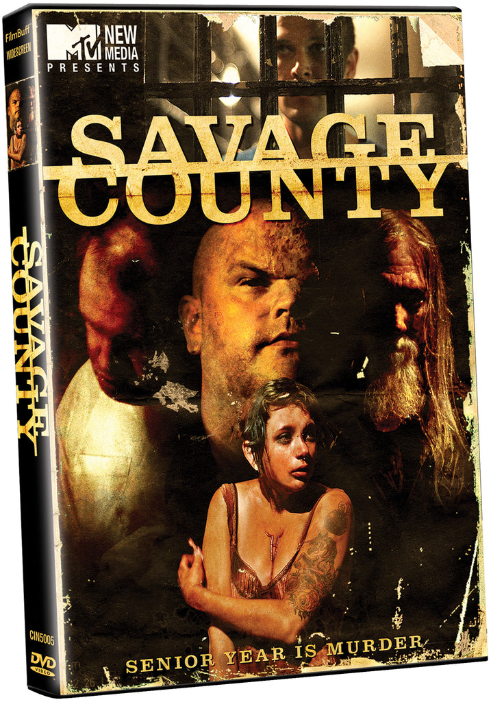 Savage County - Box Art