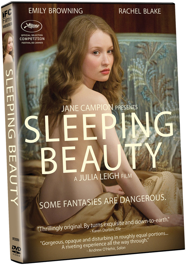 Sleeping Beauty - Box Art