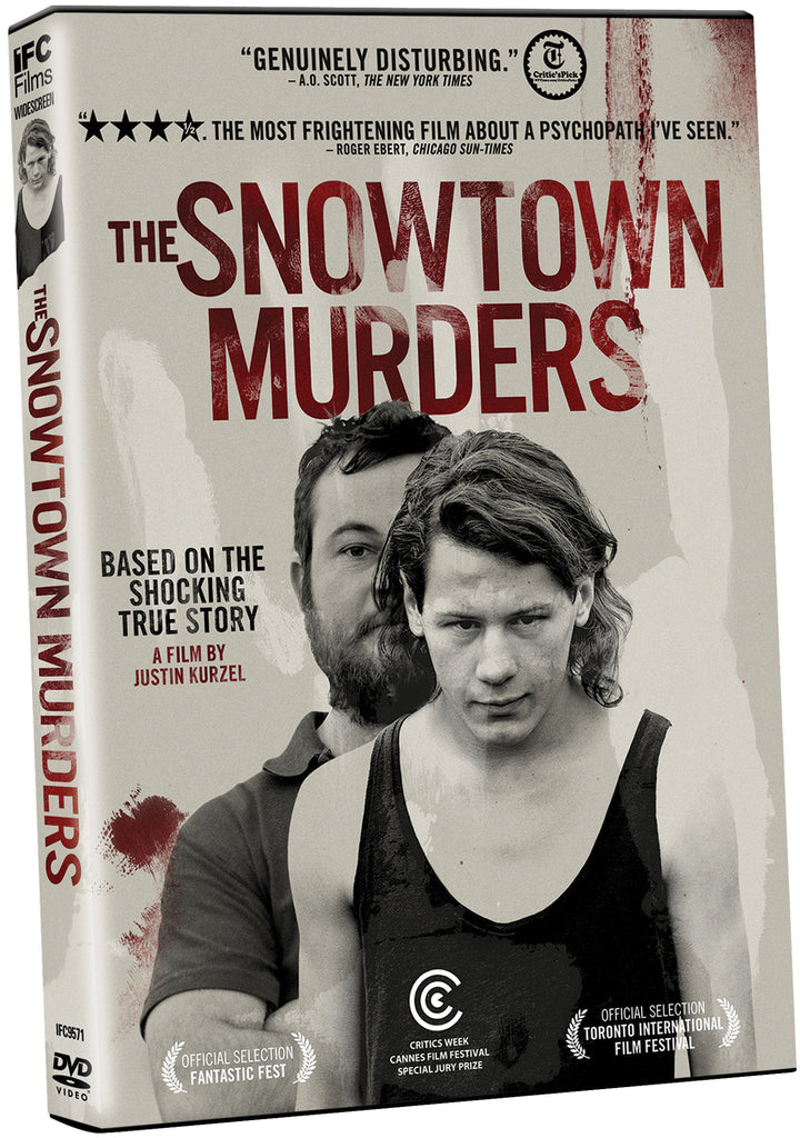 Snowtown Murders, The - Box Art