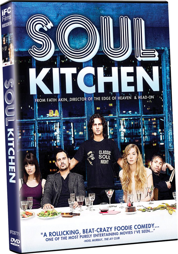 Soul Kitchen - Box Art