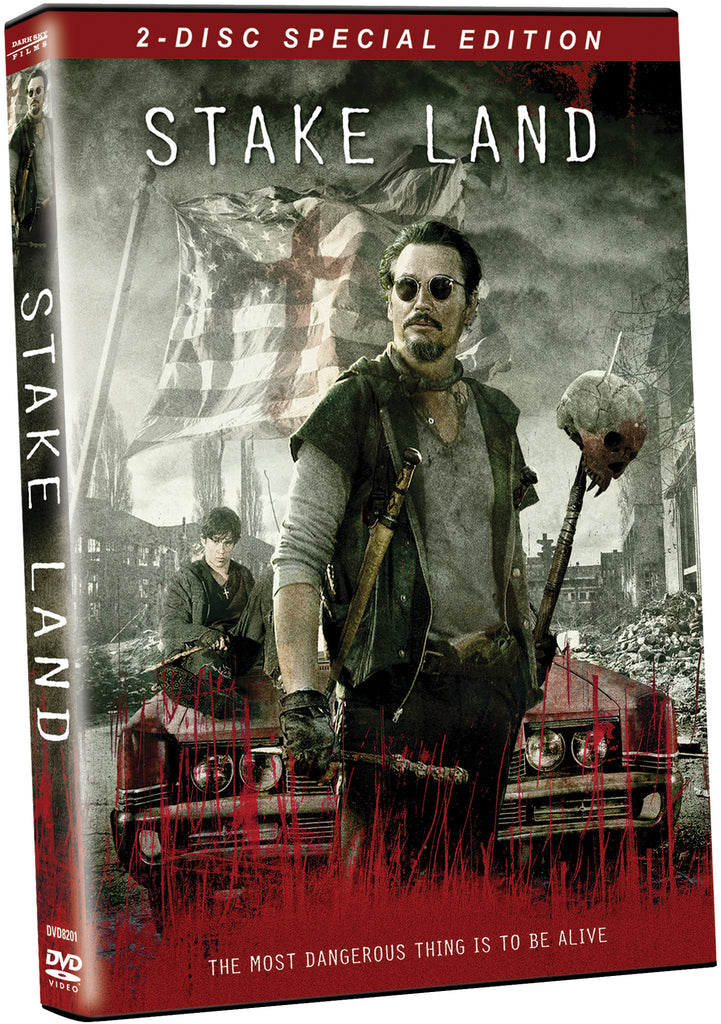 Stake Land 2 Disc Special Edition - Box Art