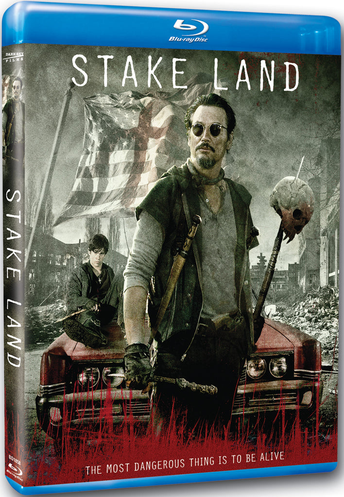 Stake Land - Box Art