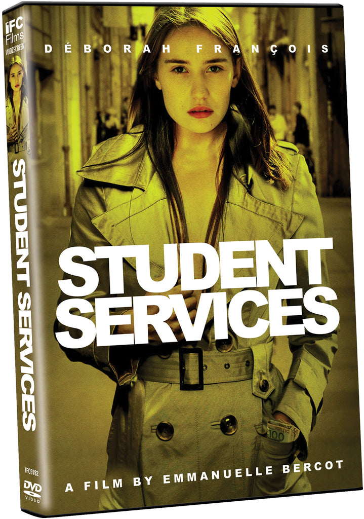 Student Services - Box Art