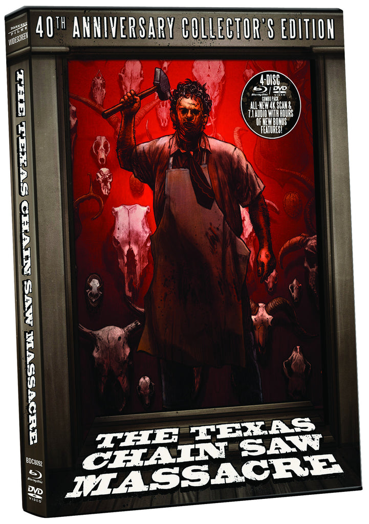 Texas Chain Saw Massacre: 40th Anniversary Collector's Edition (Combo), The