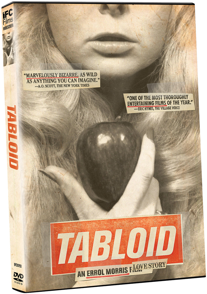 Tabloid - Box Art