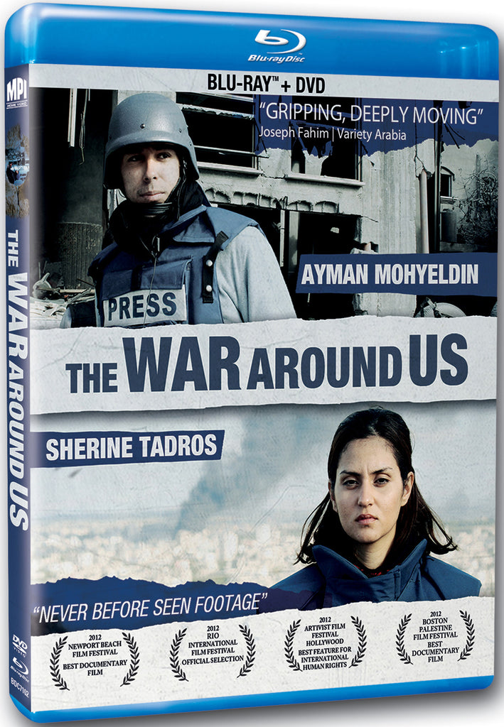 War Around Us, The (Blu-ray/DVD Combo) (Institutional)
